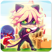 Cat Noir Miraculous Adventure 2.0