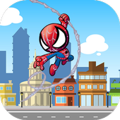 Subway Run Spiderman 1.2