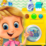 Kids Laundry Washing Clothes 2.0