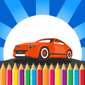 Cars Coloring Book for Kids 1.0.1