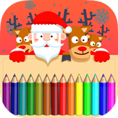 com.learningstudio.coloringbook.christmas icon