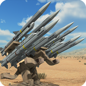 Nuclear Missile Launcher Mission : Rivals Drone 1.0