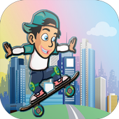 City Star Skateboarder 1.2