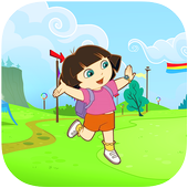 Princess Dora Run Adventure 1.0