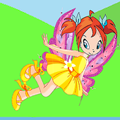 Fairy Girl Flying Game 1.0
