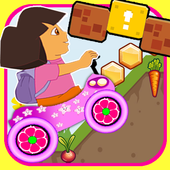Little dora Candy land game 1.3