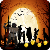 Ninja Adventure To Halloween 1.0