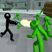 Stickman Zombie Shooting 3D 1.01