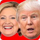 Election Day Clinton vs Trump 1.1