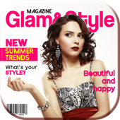 Magazine Cover Superstar 1.1 Icon Image