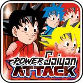 Power Saiyan Attack 2.0