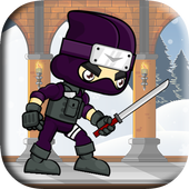 Ninja Run Fly Adventure 1.0