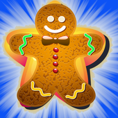 Sweet Cookie Star 1.00