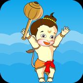 Happy Hanuman Jump-Indian game 1.0.3