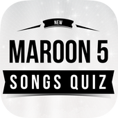 Maroon 5 - Songs Quiz 1.0.4