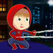 Masha Spider Hero Kids 1.0