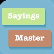 Learn English Vocabulary & Sayings- Sayings Master 0.9.3