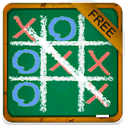Chalk Tic Tac Toe Free - Play TicTacToe for free! 2.7.1