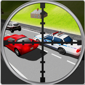 Sniper Traffic Road Hunter 3D 1.2