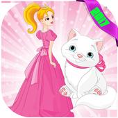 Danya & kitty cat Adventure 👸 1.0