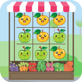 Fruits Tic Tac Toe 2.5