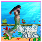 Mermaid in Love Adventure Sea 1.6
