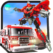 Robot Firefighter Rescue Fire Truck Simulator 2018 1.0.2