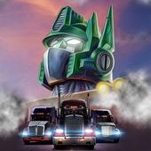 Police Car Transform Robots Vs Gangsters Autobots 1.2