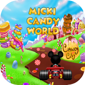 Micky Candy Kart World 1.1
