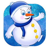 Snowman Dash: Obstacle Jumping 1.1