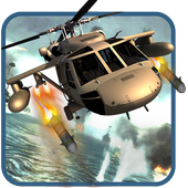 Gunship Helicopter Game 3D 1.0