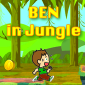 Fast Ben 10 Level Jungle Run 1.1