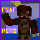 Mod  FNAF for Minecraft PE 1.0