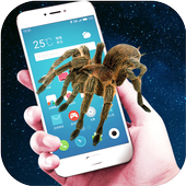 Spider screen Prank 8.1