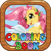 Pony Coloring Book 1.0