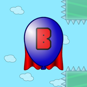Flappy Cape - Super Balloony 1.0.2