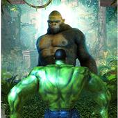 Incredible Monster Hero vs Angry Kong Gorilla 1.2
