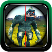 Monster Sniper Hunt 3D 1.0
