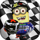 Super Minion Moto Racing 1.1