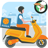 Moto Pizza Delivery Rider 1.3