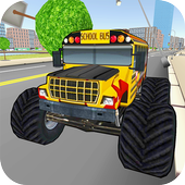 Police vs Mafia Monster Trucks 1.2