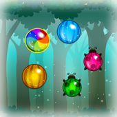 Bubble Shooter - Jungle 1