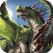 Green Dragon Live Wallpaper 1.0