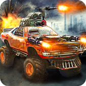 Car Shooting Game:4x4 Off-Road 1.0
