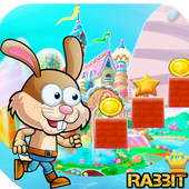 Rabbit Adventures world game 1.0