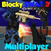 Blocky Combat SWAT 3 1.6
