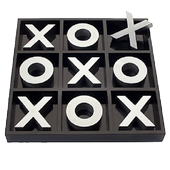 Tic Tac Toe (2 players) JustXO 2