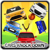 Cars Knock Down game 1.0.9