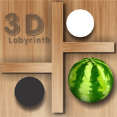 Watermelon Tilt 3D Labyrinth 1.0