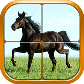 Horse Puzzle Games for Girls 1.1